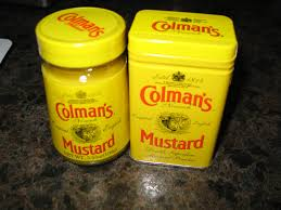 coleman s mustard colman s mustard add some summer heat for your tastebuds