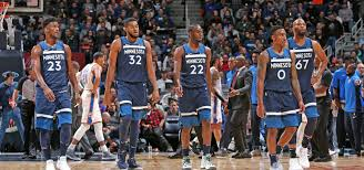 the week ahead two away two at home minnesota timberwolves