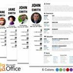 creative resume templates word 30 best free resume templates in