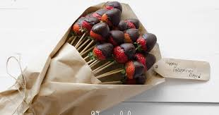 chocolate covered strawberry bouquets veggieful vegan chocolate dipped strawberry bouquet