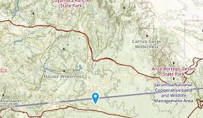 map usa indian reservations best trails in cuyapaipe indian reservation california 74