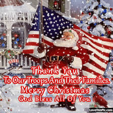 thank you to our troops merry pictures photos and