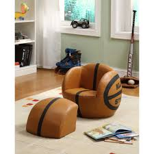children u0027s little basketball chair kids chairs and sofas
