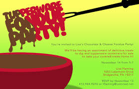 tupperware party invitation images wedding and party invitation