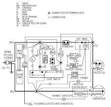 sharp sj 3056 wiring diagram refrigerator troubleshooting schematics