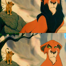 scar resembles zira mane disney u0027 lion king