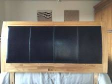 oak headboards ebay