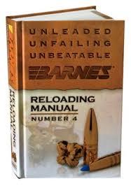 Barnes Xpb Barnes Reloading Manual Number 4 Bass Pro Shops