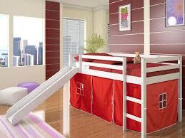 kids room tent bunk beds loft bed for kids with bedroom