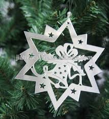Christmas Decorations Supplies by Plexiglass Engraving Christmas Ornaments Acrylic Christmas Tree