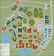 New Jersey Map Campus Map U2013 The College Of New Jersey