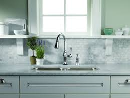 bathroom modern bathroom design with cozy delta touch faucet and