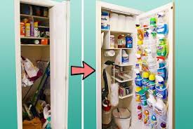 cleaning closet cleaning closet makeover hometalk