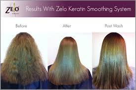 keratin treatment for african american hair zelo keratin smoothing system hair results the daily frizz