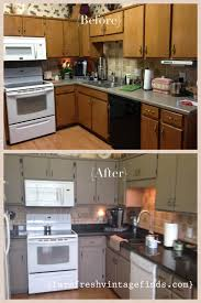 awesome annie sloan kitchen cabinets before and after wood white