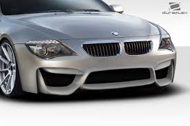 e63 e64 2dr m4 look front bumper body kit 1 pc for 6 series bmw 04