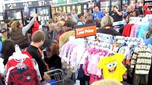 rogue black friday sale walmart reports strong black friday sales abc news