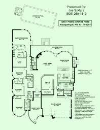 piedra grande floor plan q realty albuquerque real estate