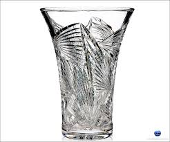 Waterford Vase Patterns Home Accessories Times Square Waterford Crystal Vase For Home