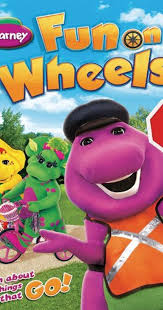Credits To Barney And The by Barney Fun On Wheels Video 2002 Imdb