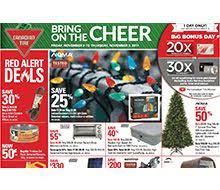 Christmas Ornament Storage Canadian Tire by Christmas Decorations U0026 Products Canada U0027s Christmas Store