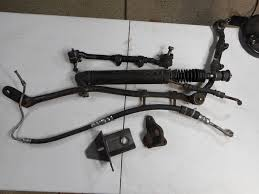 66 mustang power steering 1964 65 66 ford falcon mustang l6 cylinder power steering drag