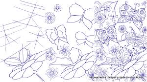 learn how to draw a butterfly on a flower step by step tutorial
