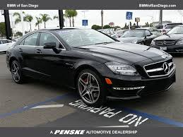 2014 mercedes cls 63 amg 2014 used mercedes 4dr sedan cls 63 amg s model 4matic at bmw