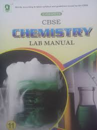 buy evergreen cbse chemistry lab manual class 11th book online at