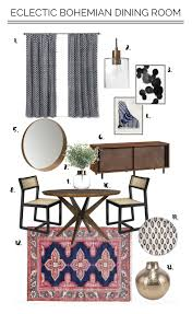 Bohemian Dining Room by Eclectic Bohemian Dining Room For The Chic Diner In You Chic Misfits