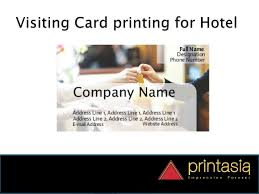 Hotel Business Card Hotel Visiting And Business Cards