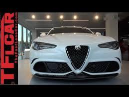 funfriday cars automobiles sexycars alfa romeo giuliaqv vs