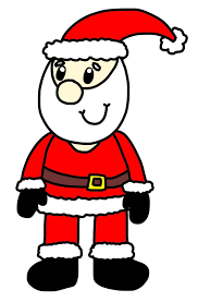 how to draw a cartoon father christmas and competition hannah
