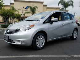 nissan versa note mpg used 2016 nissan versa note for sale mission viejo ca