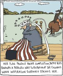 comics flying for flag day read comic strips at gocomics com
