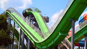 Six Flags In Boston Typhoon Water Coaster At Six Flags New England 2013 Youtube