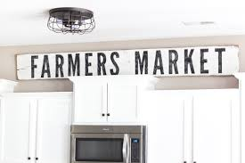 6 Diy Ways To Make by Remodelaholic How To Make Painted Farmhouse Signs The Easy Way