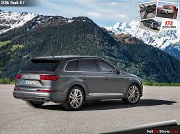 audi suv q7 interior audi audi 7 seater 2016 the latest audi q7 audi q7 2017 interior
