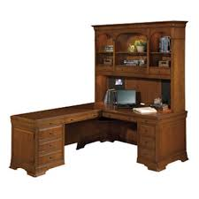l shaped desk with hutch right return pinterest
