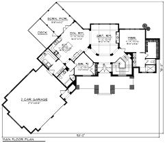 baby nursery craftsman style floor plans craftsman style house