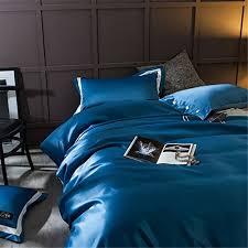 Premium Bedding Sets Premium 4pc Silk Bedding Sets Duvet Cover Flat Sheets Pillowcases
