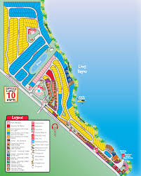 Map East Coast Florida by St Petersburg Florida Campground St Petersburg Madeira