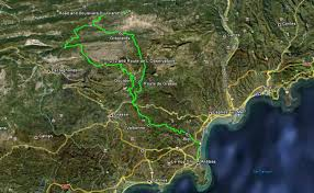 Antibes France Map by Motorcycle Routes France Gps Republic Routes For Bikers