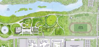 Hyde Park Chicago Map by Chicago U0027s Barack Obama Presidential Library Concepts Unveiled