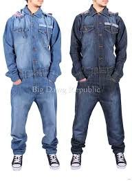 blue jumpsuit mens is mens boys unisex denim jumpsuit dungarees