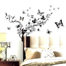 wall ideas tree mural for wall tree mural wall stickers monkey if you go down to the woods today make do and diy birch tree painted mural