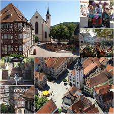 Mosbach Baden The Romantic Town Of Mosbach