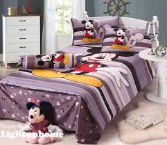 Mickey Mouse Bed Sets Mickey Mouse Bedding Modern Bedding Bed Linen
