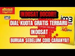 kuota gratis indosat januari 2018 indosat bocor dial kuota gratis indosat terbaru 2018 aneka tutorial