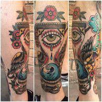 tinta cantina jenny kladzyk tattoo albuquerque traditional